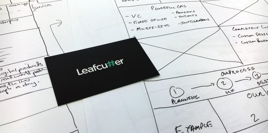 Importance of Preparing Content - Leafcutter Digital Agency